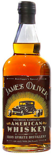 James Oliver Whiskey American Boubon Barreled 750ml